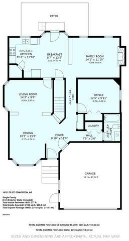 Photo 29: 16151 78 Street in Edmonton: Zone 28 House for sale : MLS®# E4174965