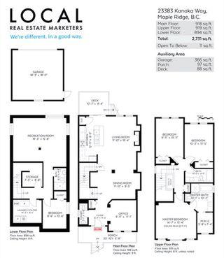 Photo 20: 23383 KANAKA Way in Maple Ridge: Cottonwood MR House for sale : MLS®# R2412086