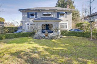 "Photo 1: 5388 CYPRESS Street in Vancouver: Shaughnessy House for sale in ""SHAUGHNESSY"" (Vancouver West)  : MLS®# R2427942"