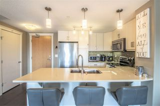 Photo 2: 219 7508 GETTY Gate in Edmonton: Zone 58 Condo for sale : MLS®# E4196374