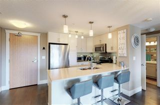 Photo 1: 219 7508 GETTY Gate in Edmonton: Zone 58 Condo for sale : MLS®# E4196374