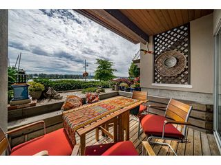 """Photo 22: 103 3 K DE K Court in New Westminster: Quay Condo for sale in """"Quayside Terrace"""" : MLS®# R2469047"""