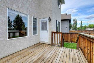 Photo 42: 17443 119 Street in Edmonton: Zone 27 House for sale : MLS®# E4203571