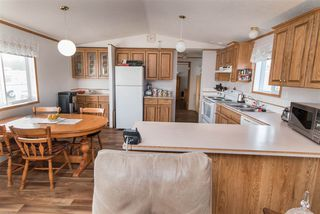 Photo 12: 50071 RR 205: Rural Camrose County Manufactured Home for sale : MLS®# E4214780