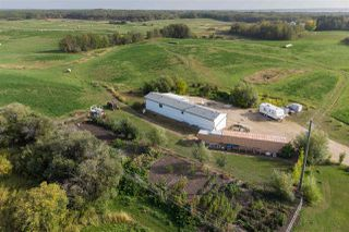 Photo 49: 50071 RR 205: Rural Camrose County Manufactured Home for sale : MLS®# E4214780