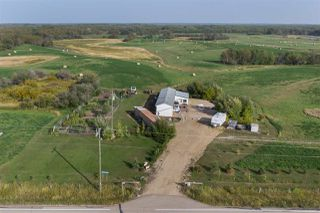 Photo 1: 50071 RR 205: Rural Camrose County Manufactured Home for sale : MLS®# E4214780