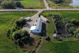 Photo 29: 50071 RR 205: Rural Camrose County Manufactured Home for sale : MLS®# E4214780