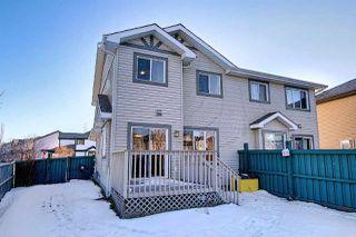Photo 35:  in Edmonton: Zone 55 House Half Duplex for sale : MLS®# E4224200