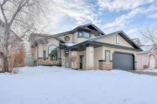 Main Photo: 58 Sunset Way SE in Calgary: Sundance Detached for sale : MLS®# A1059647