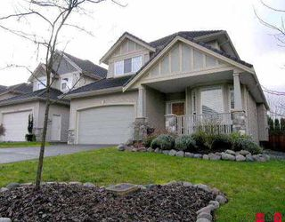Photo 1: 18118 66 AV in Surrey: Cloverdale BC House for sale (Cloverdale)  : MLS®# F2602687