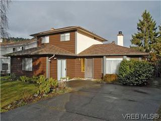 Photo 1: 1534 San Juan Ave in VICTORIA: SE Gordon Head Single Family Detached for sale (Saanich East)  : MLS®# 594747