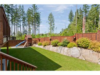 """Photo 9: 110 HAWTHORN Drive in Port Moody: Heritage Woods PM House for sale in """"EVERGREEN HEIGHTS"""" : MLS®# V962426"""