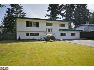 "Photo 1: 20760 39TH Avenue in Langley: Brookswood Langley House for sale in ""BROOKSWOOD"" : MLS®# F1219961"