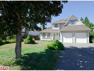 "Photo 1: 15423 91A Avenue in Surrey: Fleetwood Tynehead House for sale in ""Berkshire Park"" : MLS®# F1219981"