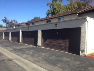Photo 1: EL CAJON Townhome for sale : 3 bedrooms : 807 S Mollison Avenue #12