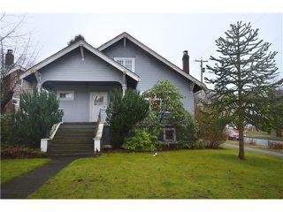 "Photo 1: 1010 E 21ST Avenue in Vancouver: Fraser VE House for sale in ""CEDAR COTTAGE"" (Vancouver East)  : MLS®# V988723"