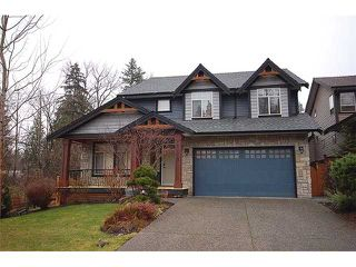 "Photo 1: 24615 KIMOLA Drive in Maple Ridge: Albion House for sale in ""HIGHLAND FOREST"" : MLS®# V989409"