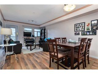 """Photo 2: 208 1591 BOOTH Avenue in Coquitlam: Maillardville Condo for sale in """"LE LAURENTIAN"""" : MLS®# V994679"""