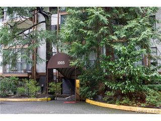 Photo 1: 403 1005 McKenzie Ave in VICTORIA: SE Quadra Condo Apartment for sale (Saanich East)  : MLS®# 647040