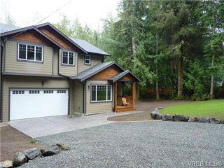 Photo 2: 2463 Kemp Lake Rd in SOOKE: Sk Kemp Lake House for sale (Sooke)  : MLS®# 649532
