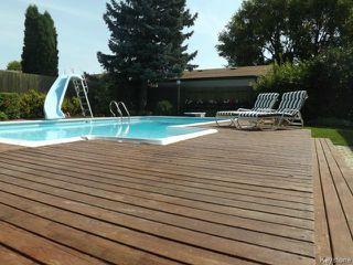 Photo 15: 19 Arthur Creak Drive in WINNIPEG: Westwood / Crestview Residential for sale (West Winnipeg)  : MLS®# 1417771