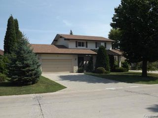 Main Photo: 19 Arthur Creak Drive in WINNIPEG: Westwood / Crestview Residential for sale (West Winnipeg)  : MLS®# 1417771