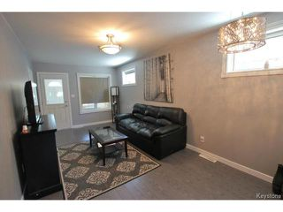 Photo 7: 384 Jamison Avenue in WINNIPEG: East Kildonan Residential for sale (North East Winnipeg)  : MLS®# 1418294