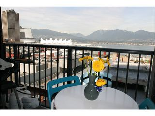 Photo 1: 1401 128 Cordova in Vancouver: Downtown VW Condo for sale (Vancouver West)  : MLS®# V1058798