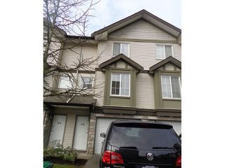 Photo 1: # 35 14855 100TH AV in Surrey: Guildford Condo for sale (North Surrey)