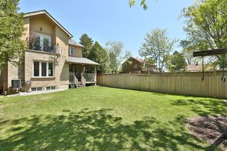 Photo 55: 848 Goodwin Road in Mississauga: Freehold for sale : MLS®# W3213154