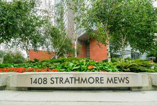 Photo 2: 3906 1408 STRATHMORE  MEWS STREET in Vancouver: Yaletown Condo for sale (Vancouver West)  : MLS®# R2293899