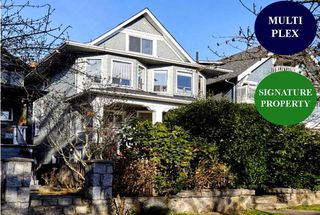 Photo 1: 1943 NAPIER Street in Vancouver: Grandview Woodland House for sale (Vancouver East)  : MLS®# R2423548