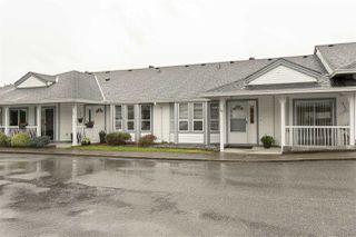 "Main Photo: 32 20554 118 Avenue in Maple Ridge: Southwest Maple Ridge Townhouse for sale in ""Colonial West"" : MLS®# R2471421"