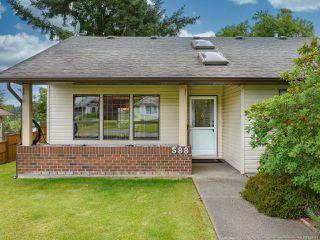 Photo 11: 588 Haida St in COMOX: CV Comox (Town of) House for sale (Comox Valley)  : MLS®# 844049