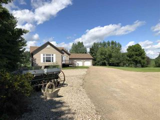 Photo 1: 463042 RGE RD 245: Rural Wetaskiwin County House for sale : MLS®# E4208174