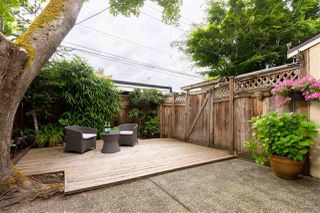 Photo 19: 1827 W 13TH Avenue in Vancouver: Kitsilano Townhouse for sale (Vancouver West)  : MLS®# R2486389