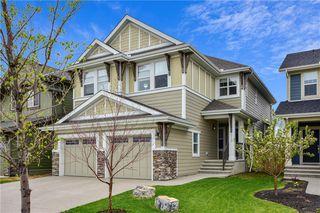 Photo 1: 219 AUBURN BAY Avenue SE in Calgary: Auburn Bay Detached for sale : MLS®# A1032222