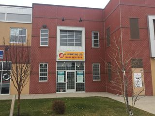 Photo 1: 1133 3961 52 Avenue NE in Calgary: Westwinds Warehouse for sale : MLS®# A1040998