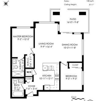 """Photo 26: 104 22562 121 Avenue in Maple Ridge: East Central Condo for sale in """"EDGE 2"""" : MLS®# R2510973"""
