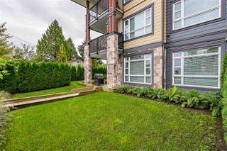 """Photo 24: 104 22562 121 Avenue in Maple Ridge: East Central Condo for sale in """"EDGE 2"""" : MLS®# R2510973"""