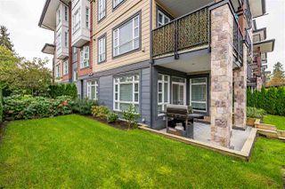 """Photo 22: 104 22562 121 Avenue in Maple Ridge: East Central Condo for sale in """"EDGE 2"""" : MLS®# R2510973"""