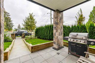 """Photo 20: 104 22562 121 Avenue in Maple Ridge: East Central Condo for sale in """"EDGE 2"""" : MLS®# R2510973"""