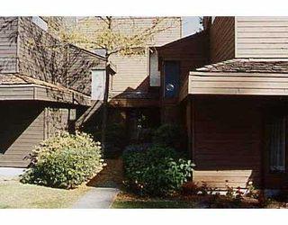 "Main Photo: 35 19696 HAMMOND RD in Pitt Meadows: South Meadows Townhouse for sale in ""CEDAR HOLLOWS"" : MLS®# V565135"