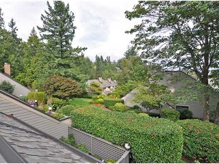 """Photo 6: 30 4957 MARINE Drive in West Vancouver: Olde Caulfeild Townhouse for sale in """"Caulfeild Cove"""" : MLS®# V933217"""