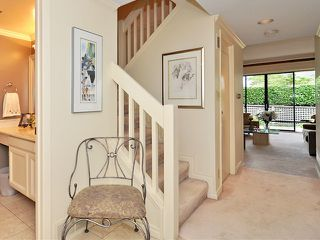 """Photo 5: 30 4957 MARINE Drive in West Vancouver: Olde Caulfeild Townhouse for sale in """"Caulfeild Cove"""" : MLS®# V933217"""