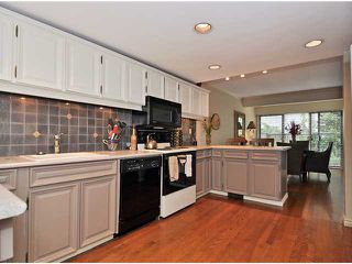 """Photo 2: 30 4957 MARINE Drive in West Vancouver: Olde Caulfeild Townhouse for sale in """"Caulfeild Cove"""" : MLS®# V933217"""