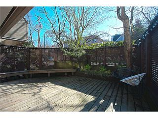 "Photo 14: 105 1299 W 7TH Avenue in Vancouver: Fairview VW Condo for sale in ""MARBELLA"" (Vancouver West)  : MLS®# V935816"