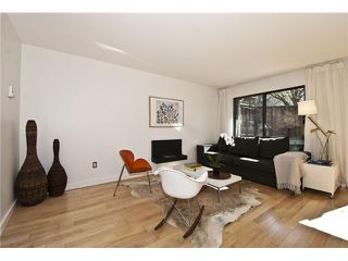 "Photo 8: 105 1299 W 7TH Avenue in Vancouver: Fairview VW Condo for sale in ""MARBELLA"" (Vancouver West)  : MLS®# V935816"