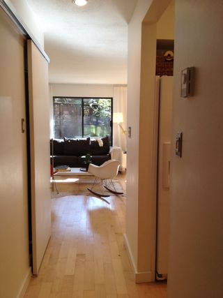 "Photo 3: 105 1299 W 7TH Avenue in Vancouver: Fairview VW Condo for sale in ""MARBELLA"" (Vancouver West)  : MLS®# V935816"
