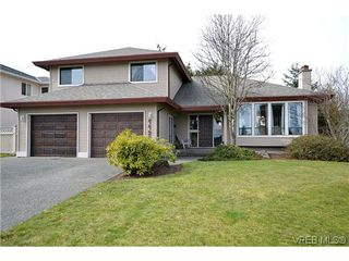 Main Photo: 4434 Greentree Terrace in VICTORIA: SE Gordon Head Single Family Detached for sale (Saanich East)  : MLS®# 308172